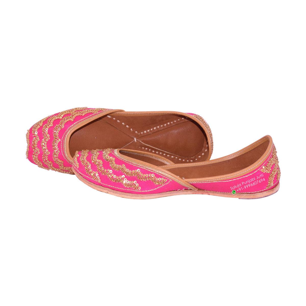 Style Punjabi Jutti » Saluja Punjabi Jutti