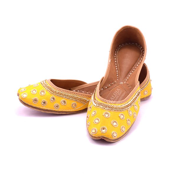 Yellow Shoes For Women