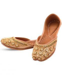 bridal jutti high heels