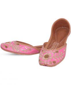 Punjabi Jutti For Girls
