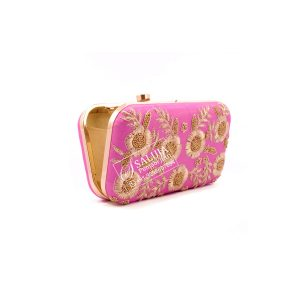 Pink Wedding Clutches