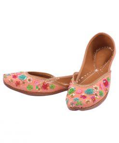 Pink Fancy Juti
