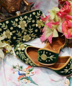 Handbag with Shoe