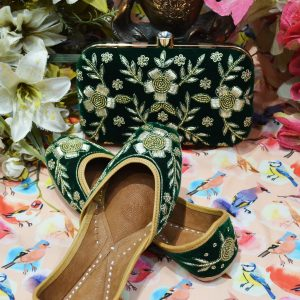 Ladies Shoes And Matching Handbags